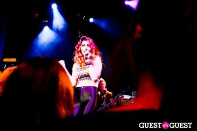karmin in Rolling Stone Private Concert Series Ft. Santigold and Karmin
