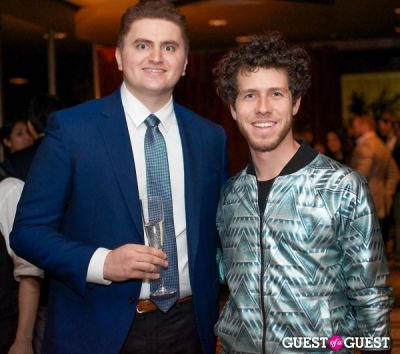 matt brimer in Whisp Launch Party