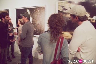 kat burke in Private Reception of 'Innocents' - Photos by Moby