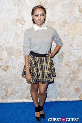 kat graham in Alice and Olivia Presentation