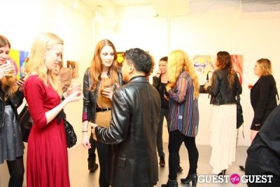 "john dabu in Mick Rock ""The Legend Series"" Private Opening and After Party"