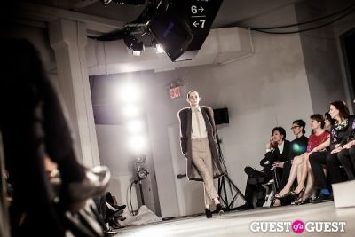kate a.-gross in Pratt Fashion Show 2012