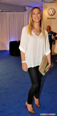 kate bennett in WHCD First Amendment Party