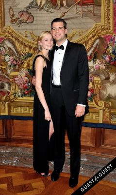 john palmer in The Frick Collection Young Fellows Ball 2015