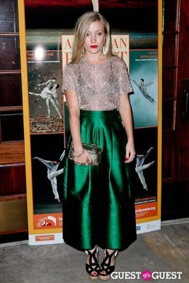 kate foley in American Ballet Theatre Opening Night Fall Gala