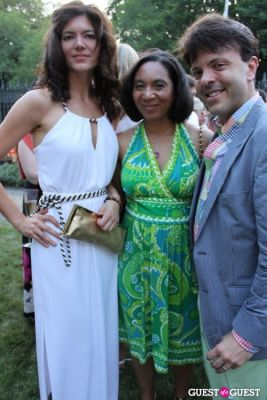 daniel coln in The Frick Collection's Summer Garden Party