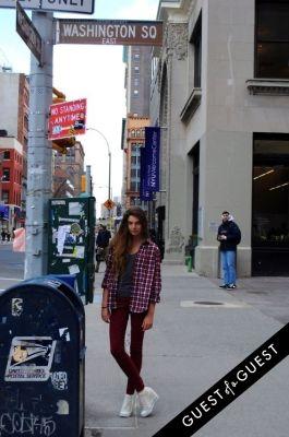 kate heldt in NYU Street Style 2015