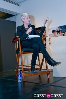 kate lanphear in ARTIST TALK: The Kills and Kenneth Cappello Moderated by Kate Lanphear