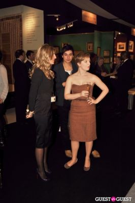 kate manko in Winter Antiques Show Young Collectors Night
