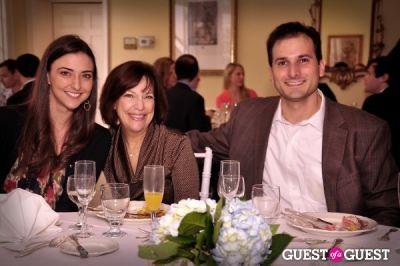kate michael in Spring Brunch with WFP's Jason Mandel and Daniel Heider