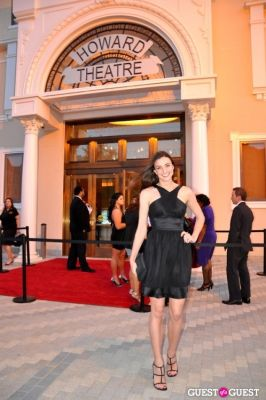 kate michael in Howard Theatre Grand Re-Opening