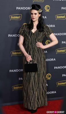 kate nash in Pandora Hosts After-Party Featuring Adrian Lux on Music's Most Celebrated Night