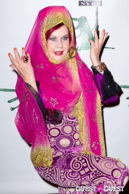 kate pierson in Bette Midler's New York Restoration Project Annual Gala