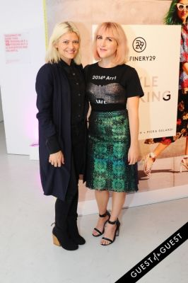 kate young in Refinery 29 Style Stalking Book Release Party