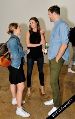 katelyn cervini in Bonobos Spring 2015 Collection Presentation
