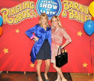katherine kennedy in Ringling Bros. and Barnum & Bailey Circus presents Fully Charged VIP Opening Night Party