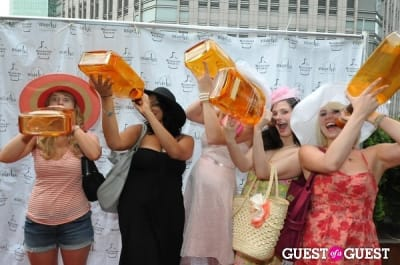 meagan forestall in MAD46 Kentucky Derby Party