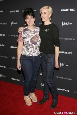 kathi wilcox in New York Premiere of Magnolia Pictures' Nymphomaniac:Volume One
