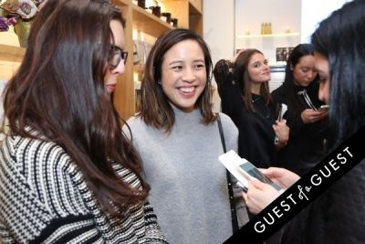 jennifer goldstein in Caudalie Premier Cru Evening with EyeSwoon