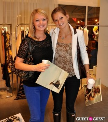 kathryn goeke in FNO Party at Intermix Georgetown