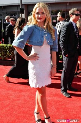 kathryn newton in 2013 ESPYS: Arrivals