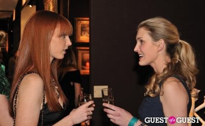 eiseley tauginas in Winter Antiques Show Young Collectors Night