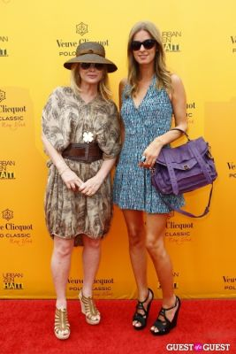 nicky hilton in Veuve Clicquot Polo Classic at New York