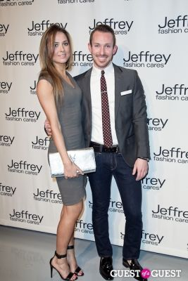 katie ahrens in Jeffrey Fashion Cares 10th Anniversary Fundraiser