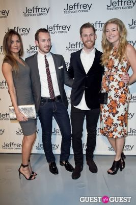 matthew feldman in Jeffrey Fashion Cares 10th Anniversary Fundraiser