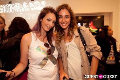 ali miller in SUPRA Santa Monica Grand Opening Event