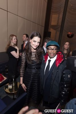 katie holmes in The New York Observer 25th Anniversary