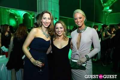 katie judson in Hark Society Emerald Gala