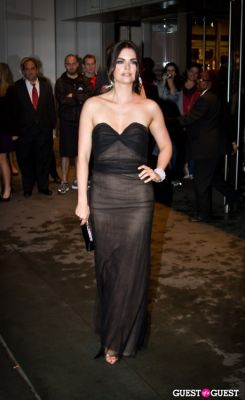 katie lee in Annual Amfar Foundation Benefit at the MoMA