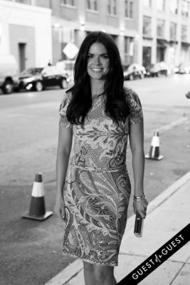 katie lee-joel in Coach Presents 2014 Summer Party on the High Line