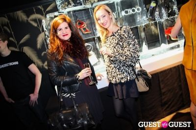 katie sharrar in Jimmy Choo and Sandra Choi Celebrate the Cruise Collection