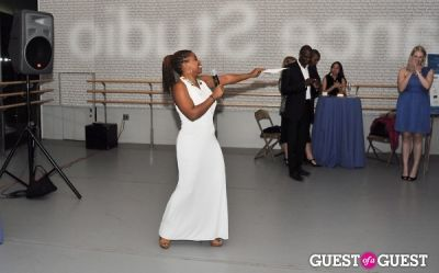 katori hall in Juilliard Club Spring Tempest Benefit