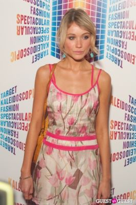 katrina bowden in Target Kaleidoscopic Fashion Spectacular