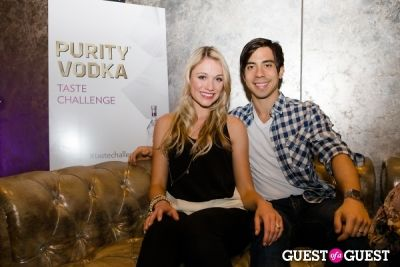 katrina bowden in Purity® Vodka Taste Challenge