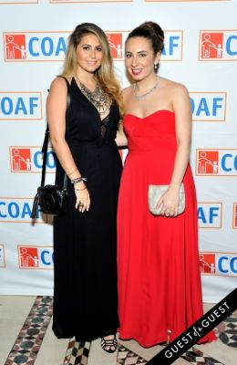 katrina duck in COAF 12th Annual Holiday Gala