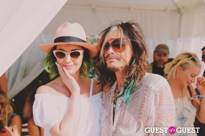 steven tyler in Coachella: LACOSTE Desert Pool Party 2014