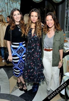 nicole fasolino in Monica + Andy Baby Brand Celebrates Launch of