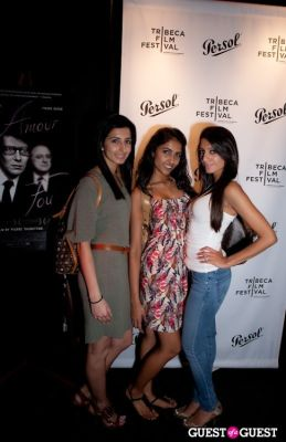 puja patel in L'amour fou After Party NYC
