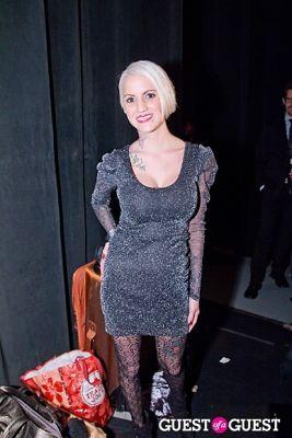 kayla hutzky in Fame Rocks Fashion Week 2012 Part 11