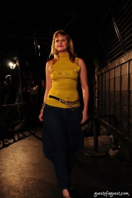 kayla peterson in Shigoto Fashion Launch