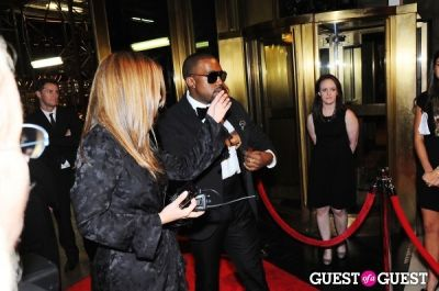 kayne west in New Yorkers for Children Eleventh Annual Fall Gala