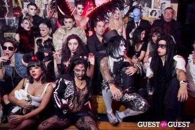 kayvon zand in Bloody Burlesque Halloween Ball