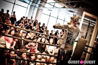 kazuya saito in Celebrity Fight4Fitness Event at Aerospace Fitness