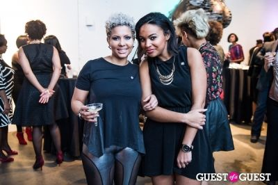 kebira grante in Celebrity Hairstylist Dusan Grante and Eve Monica's Birthday Soirée
