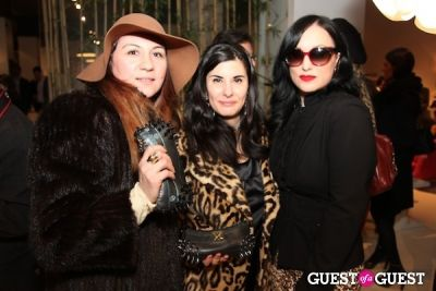 avril lemieux in Pop Up Event Celebrating Beauty, Art & Fashion