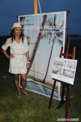 keesha johnson in Hamptons Magazine Clambake